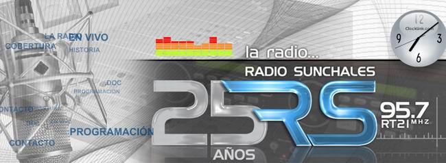 Radio Sunchales.